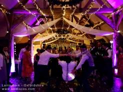 Dancing at a oxford wedding
