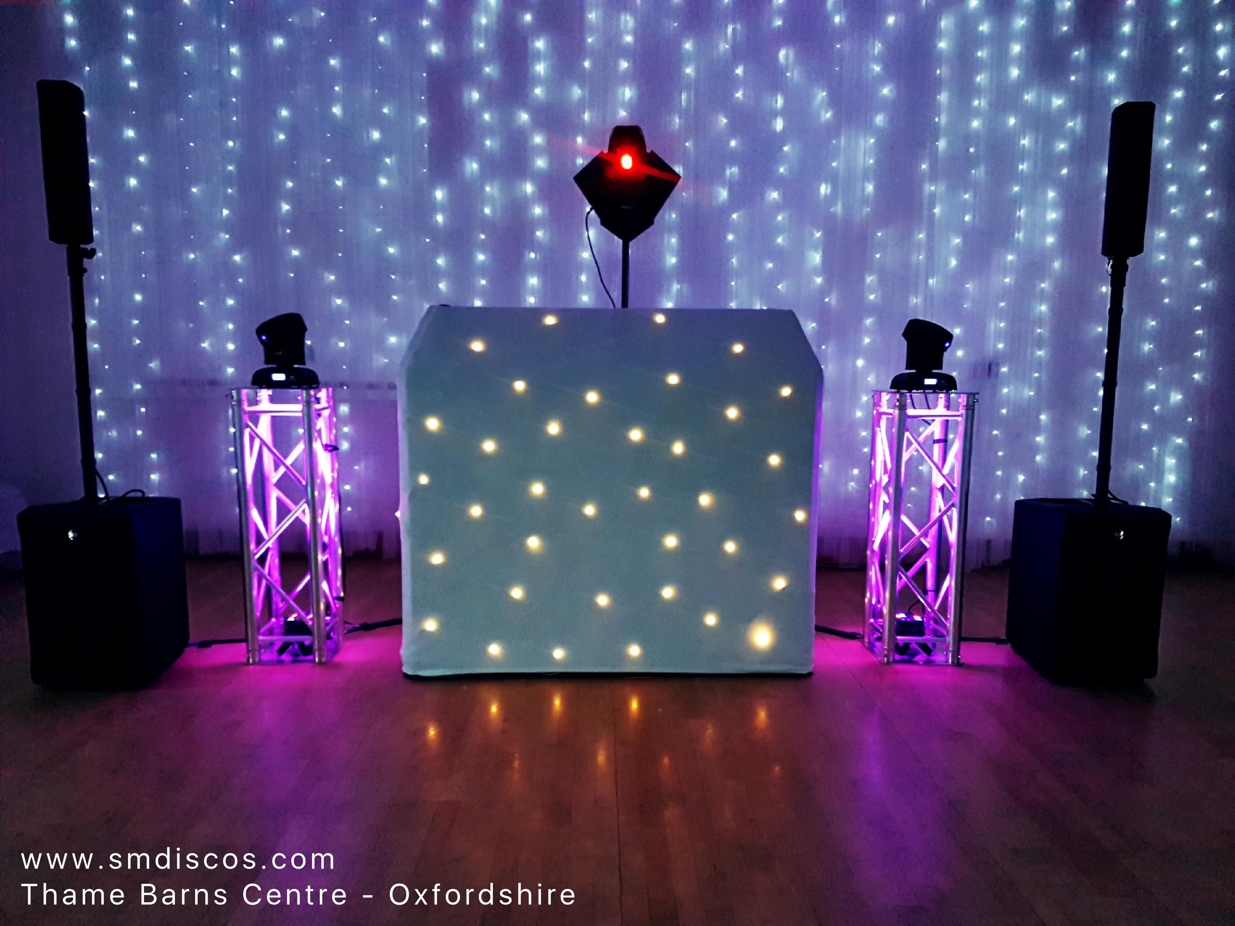 Thame wedding DJ