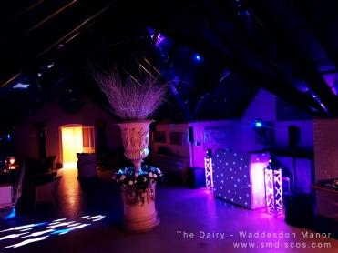 The Dairy at Waddesdon Manor djs