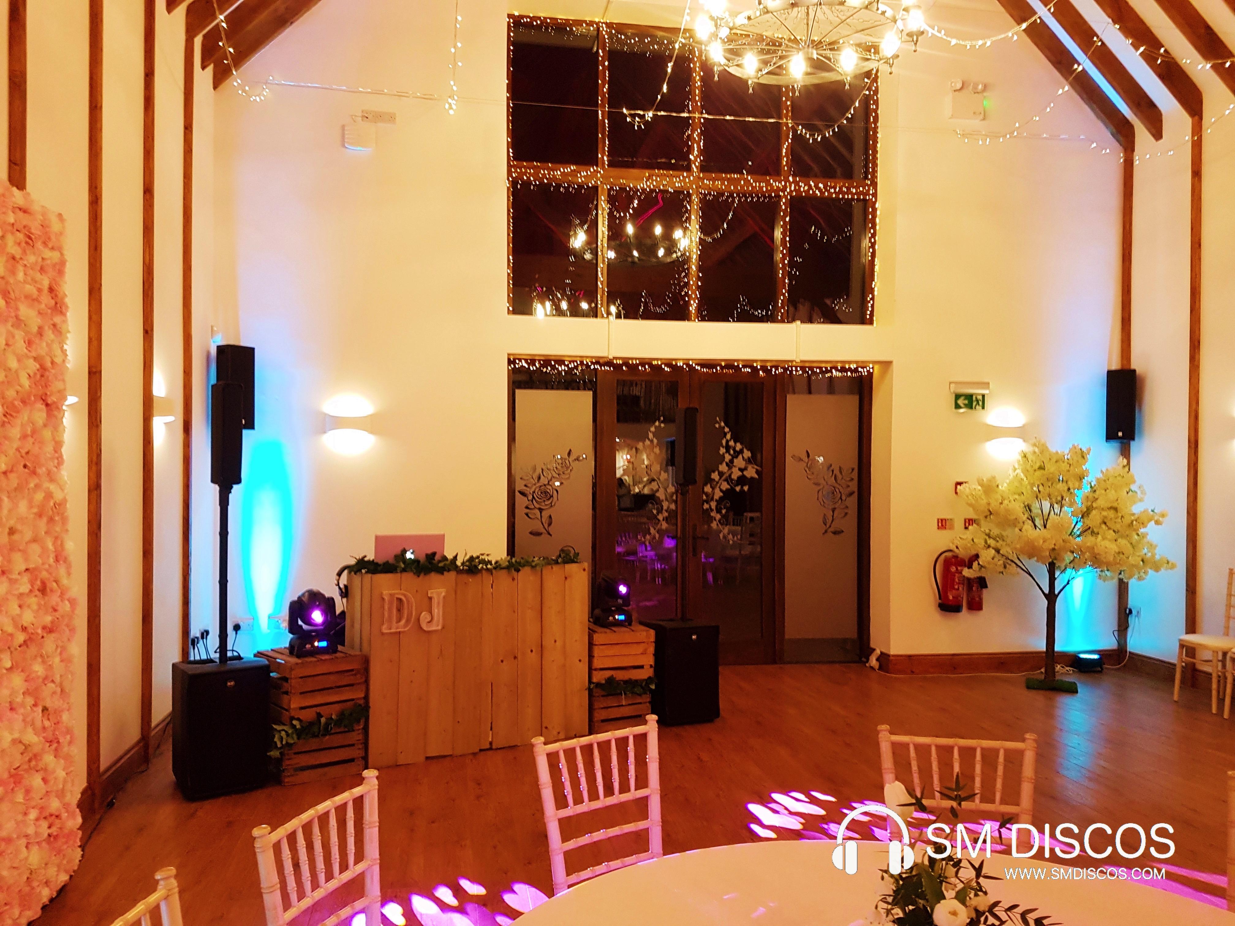 Winters Tale Country Barn Wedding DJs