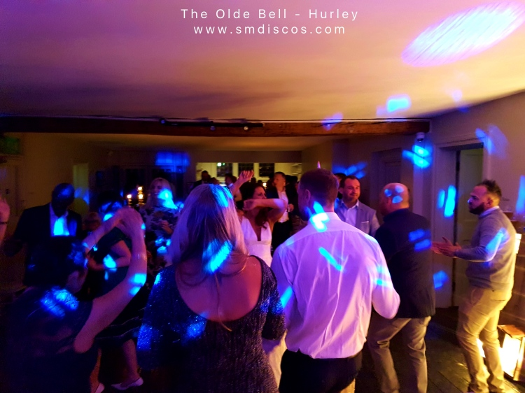 DJ The Olde Bell Hurley
