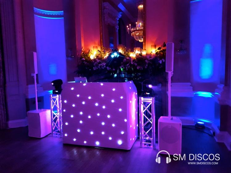 Danesfield House Wedding DJ