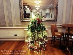 De Vere Latimer Estate Christmas Wedding