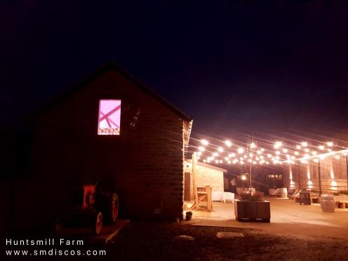 Huntsmill Farm wedding Bucks
