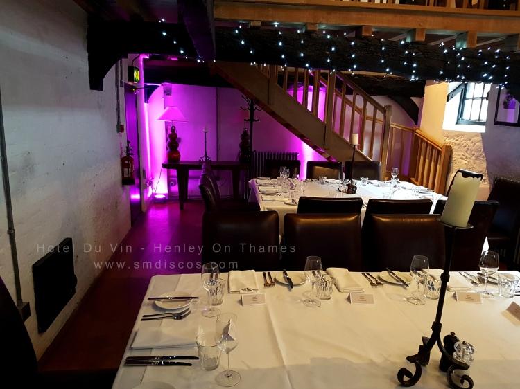 Canata room Hotel Du Vin Henley On Thames