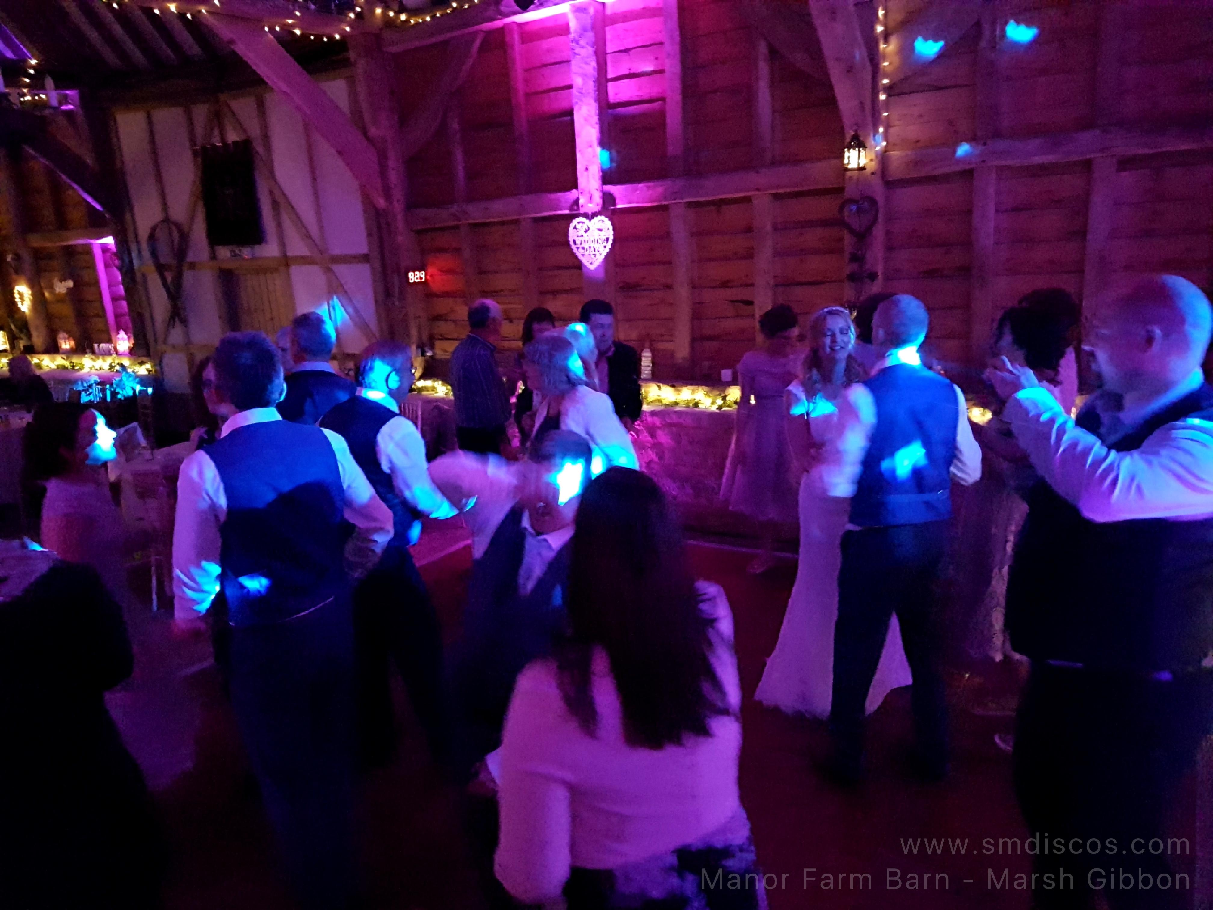 Bicester wedding dj disco