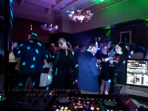 sm discos wedding dj ashridge house