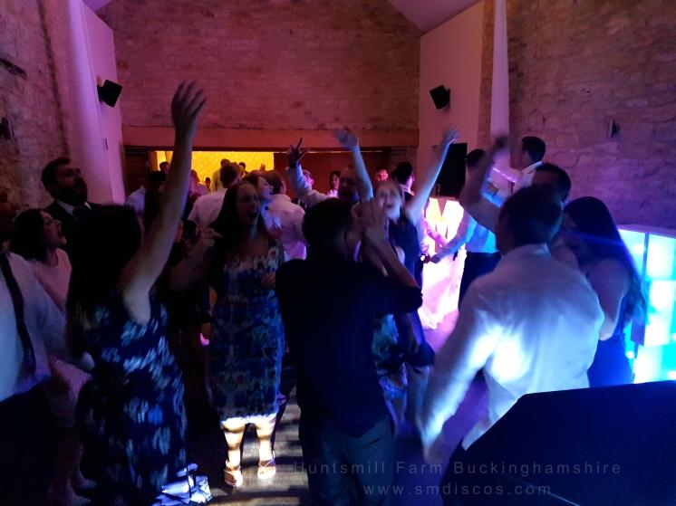 Wedding Disco Huntsmill Farm