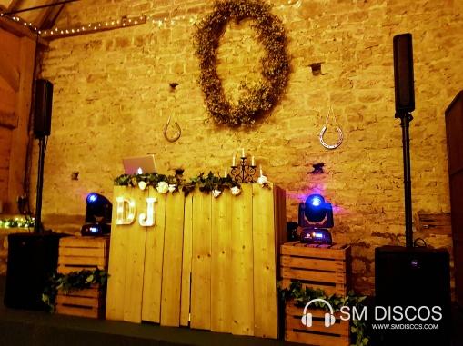 Woodland Rustic Wedding DJ.jpg