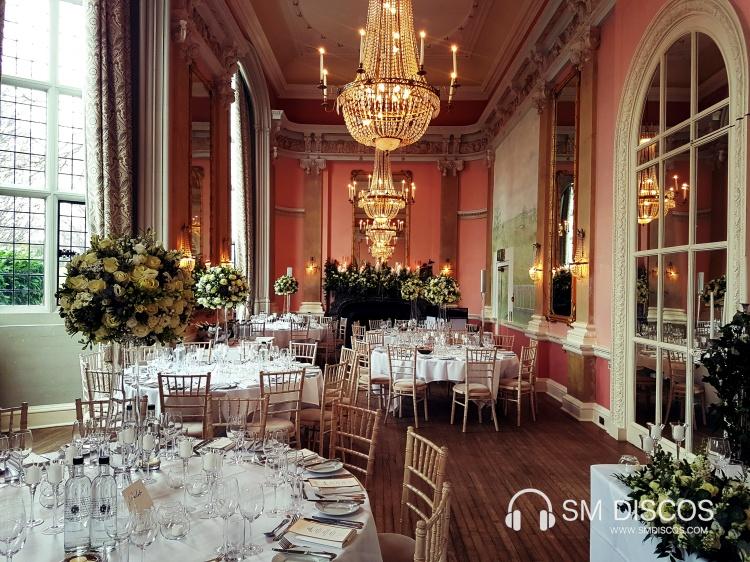 Danesfield House Wedding Day