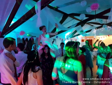Thame Barns Centre Wedding Party