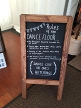 Dancefloor rules