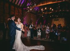 Manor Farm Barn Oxford Wedding DJ 7