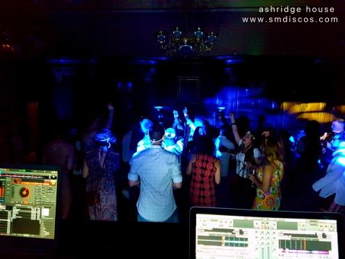 event dj at ashridge house in berkhamste