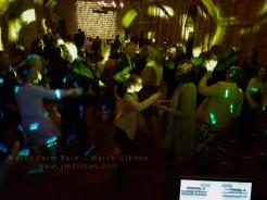 Manor Farm Barn Wedding DJ