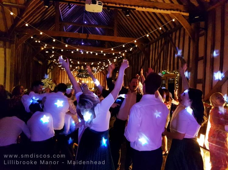 Wedding DJ at Lillibrooke Manor