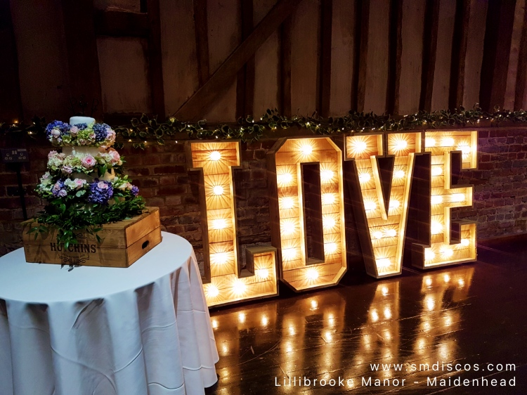 Lillibrooke Manor love letters