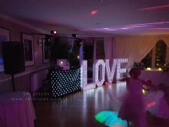 Westwood Hotel Oxford Wedding DJs