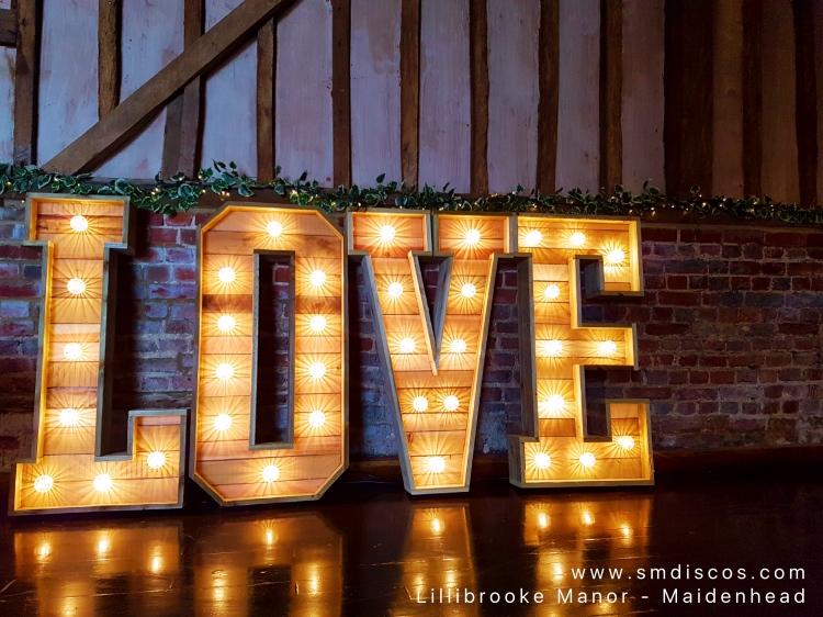 Love letters maidenhead