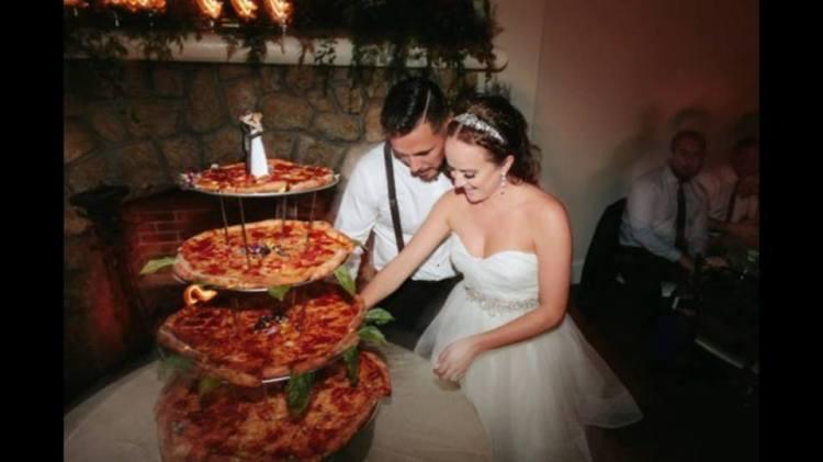 Best wedding cake ever?!