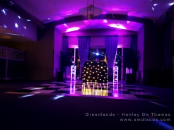 Henley On Thames Greenlands Wedding DJ