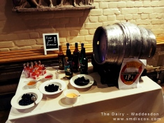the dairy waddesdon wedding dj