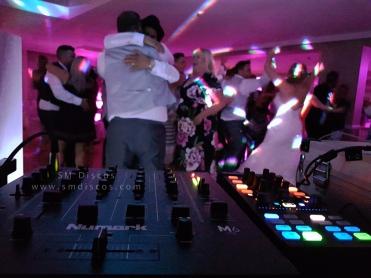 Westwood Hotel Oxford Wedding SM Disco