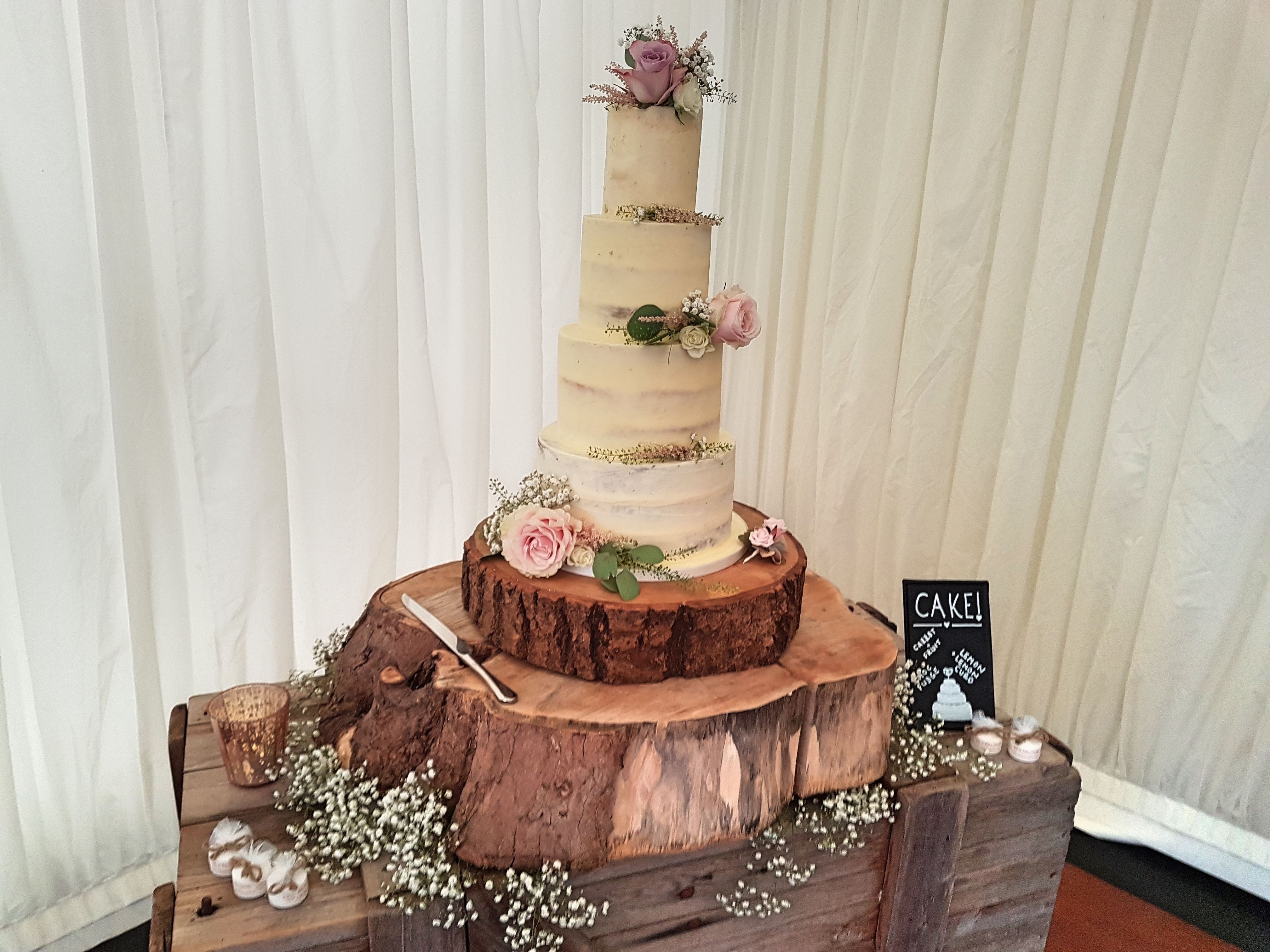 Wedding cake Bicester
