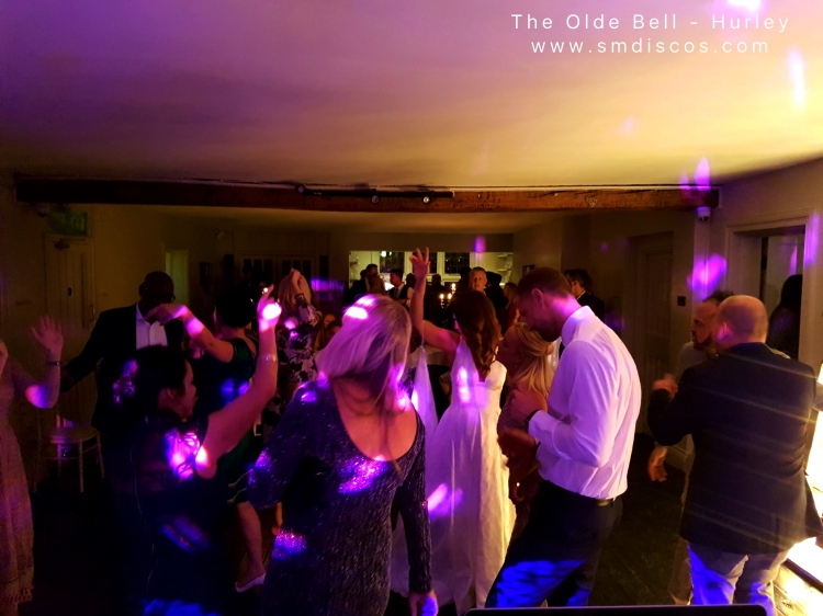 Victoria & Julians wedding at The Olde Bell