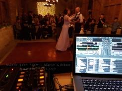 Oxford barn wedding venue