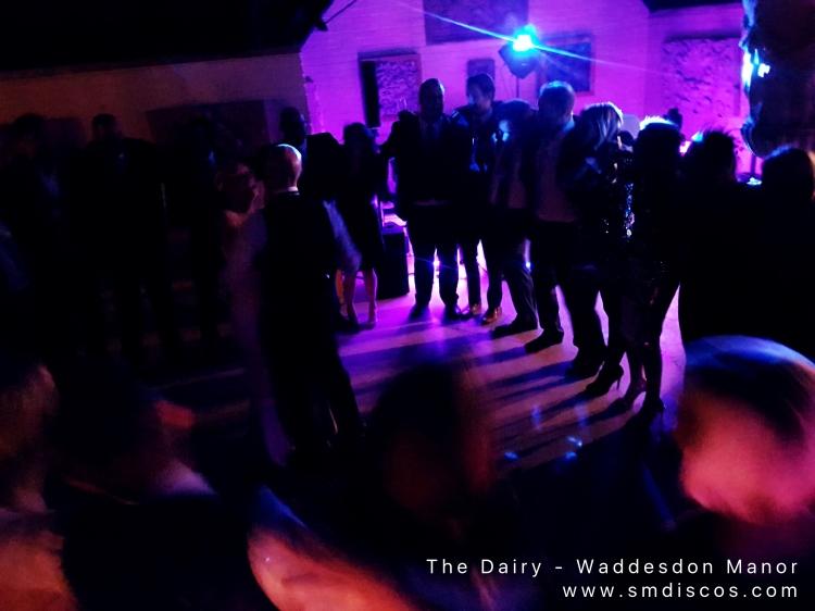 Waddesdon Manor DJ