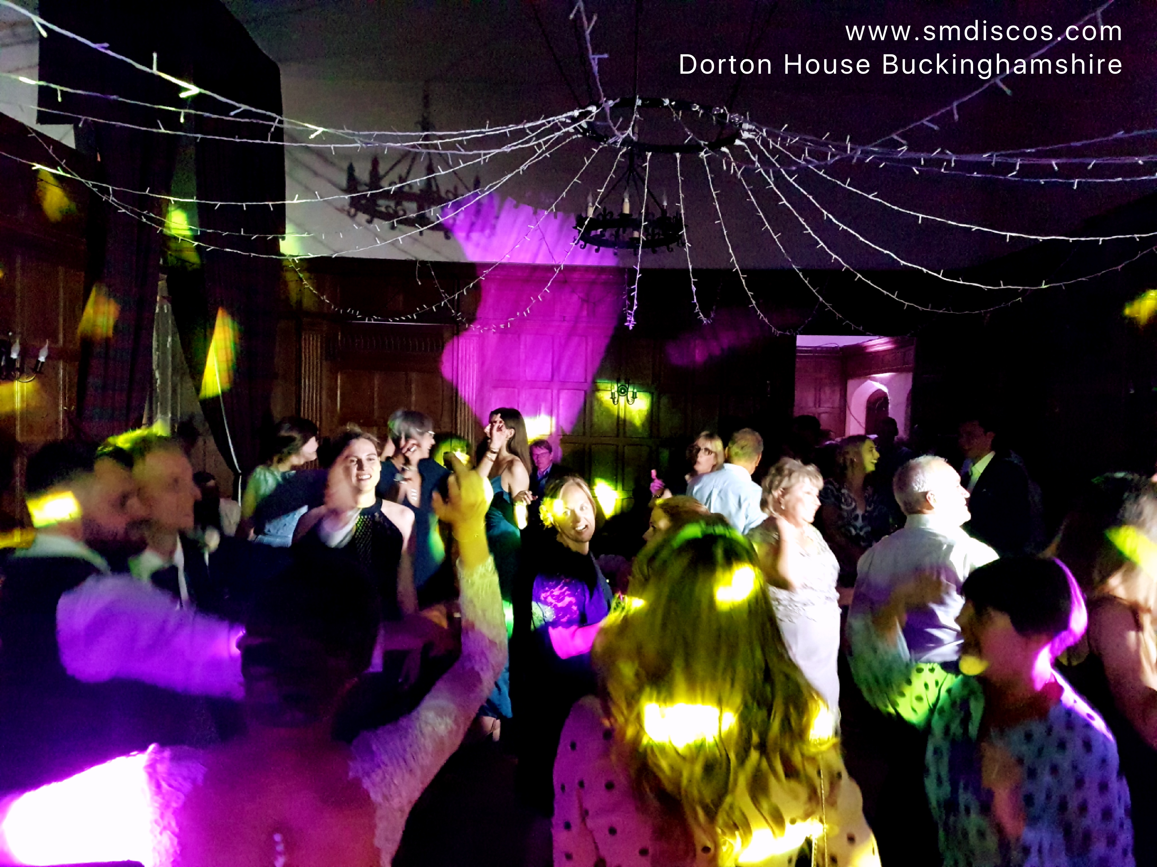 Aylesbury wedding disco
