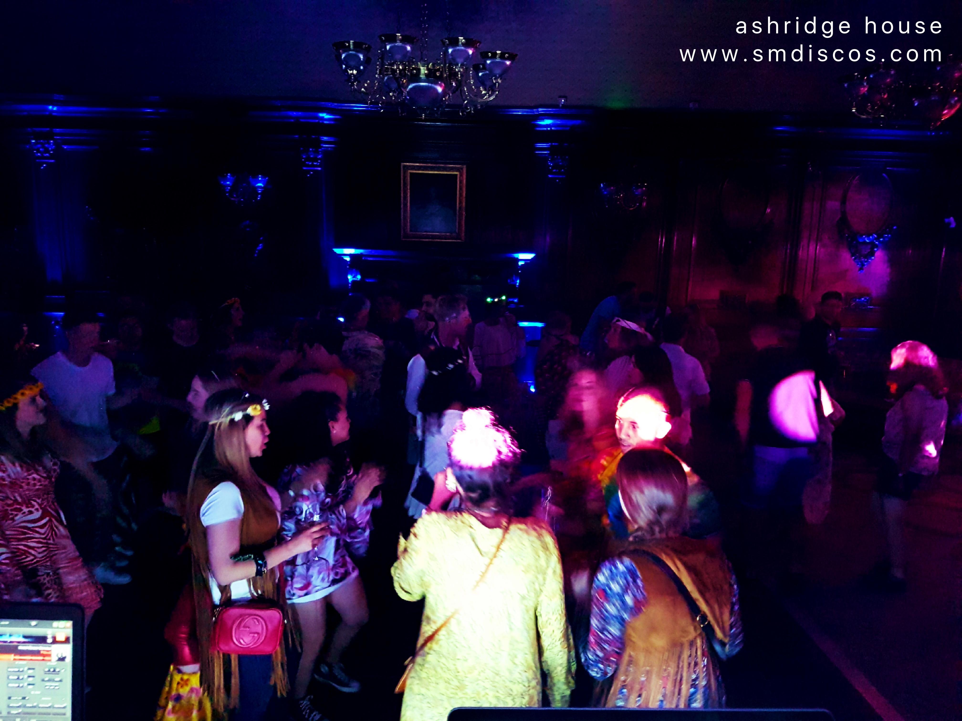 ashridge house corporate event
