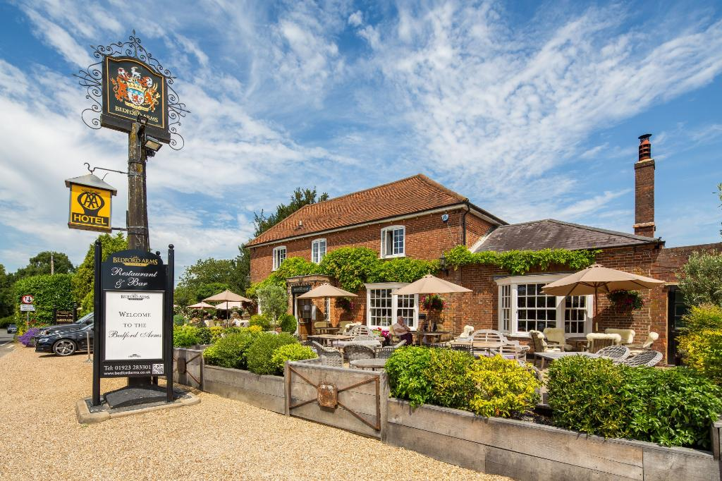 the bedford arms hotel rickmansworth