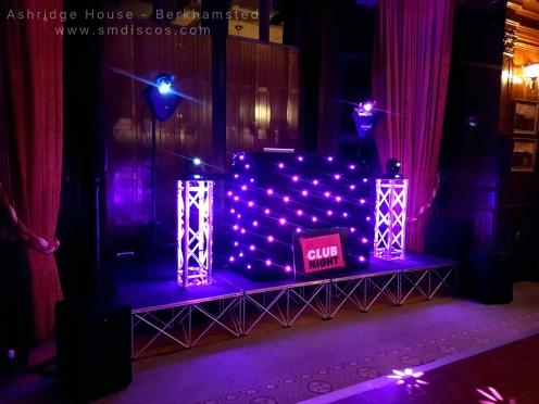 DJ for Ashridge House