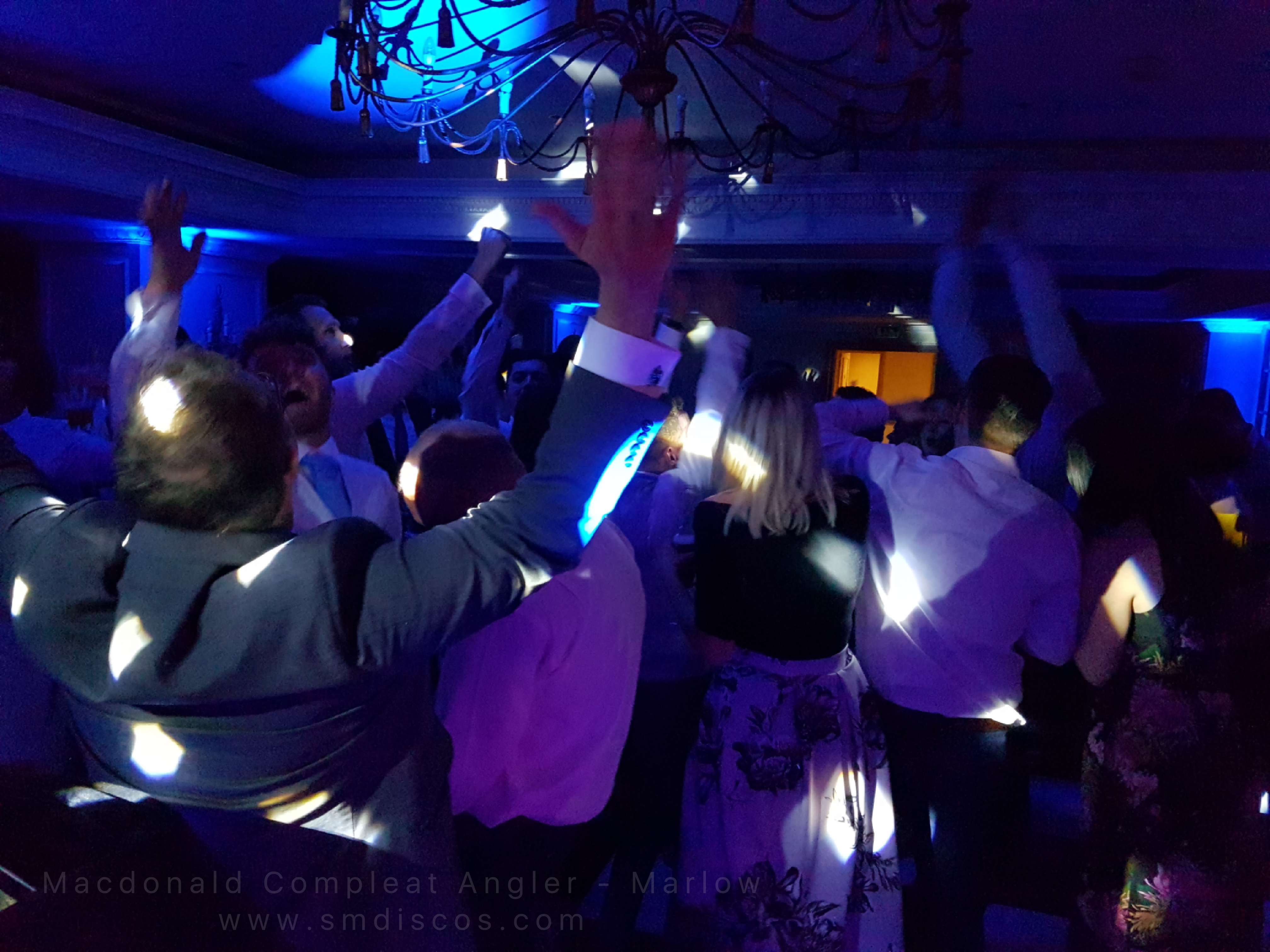 Macdonald Compleat Angler Wedding Event
