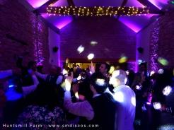 Wedding DJ for Huntsmill Farm