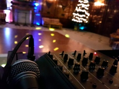 dj equipment at ashridge house sm discos