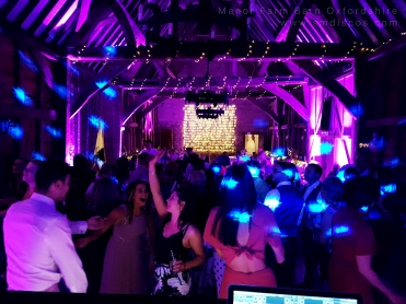 Wedding DJ Oxfordshire
