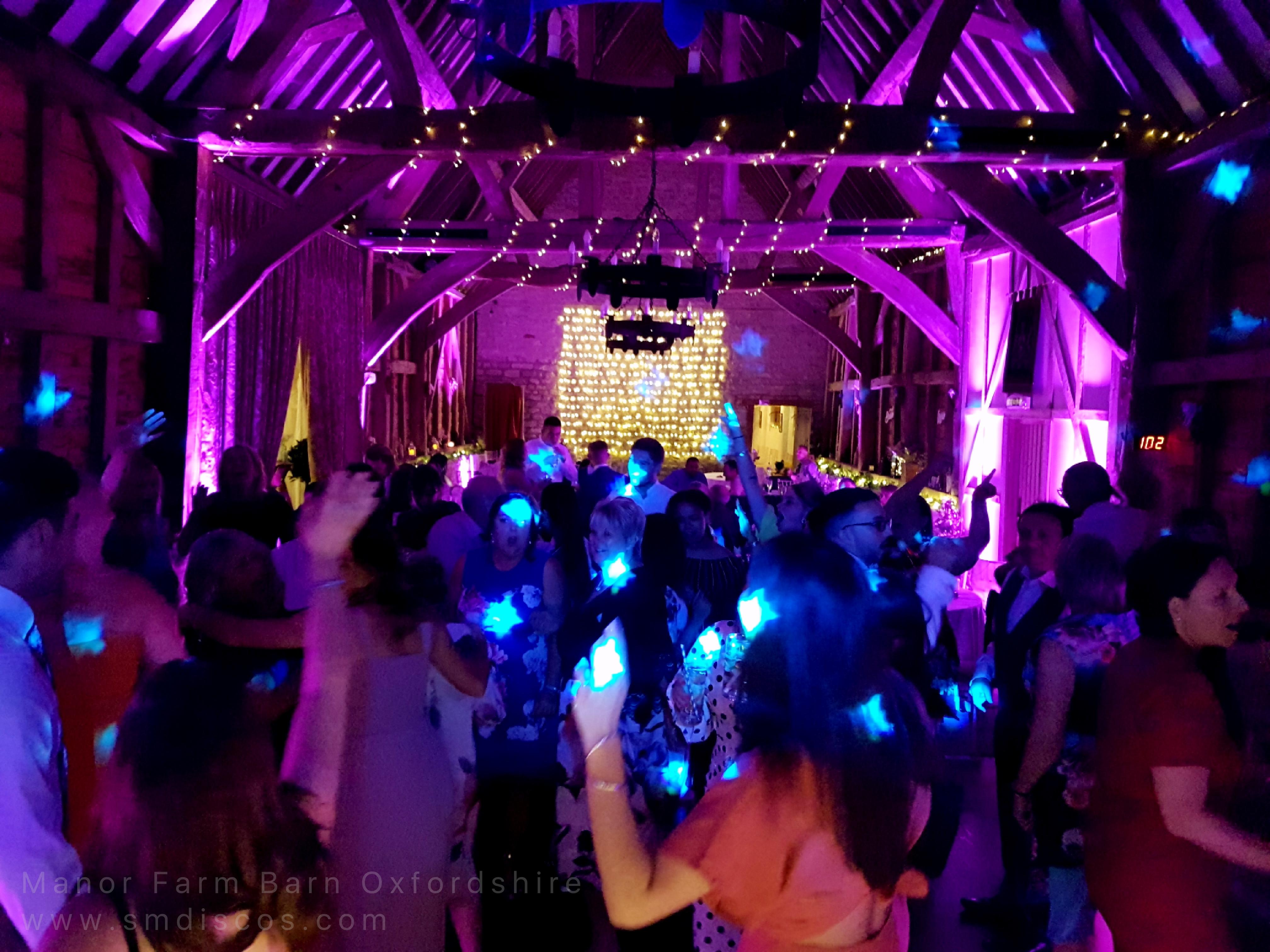 Dancing the night away Oxford wedding