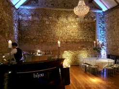 Uplighting at Notley Abbey Thame